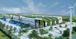 green warehousing
